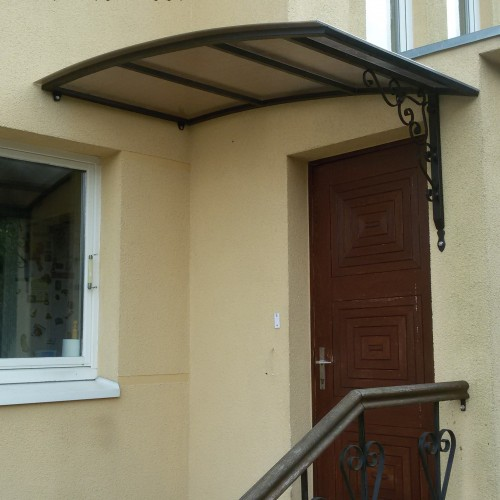 Durų stogelis ST009