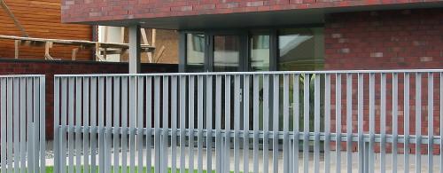 Nydija metaliniai vartai